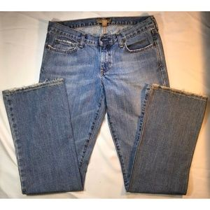 Abercrombie & Fitch sz 8R Ins 20 Great Condition